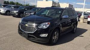 chevy equinox 2017 black chevrolet equinox awd 4dr premier edition roy nichols