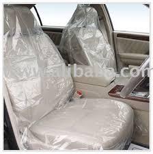 housse plastique siege auto jetable en plastique housse de siège auto buy product on alibaba com