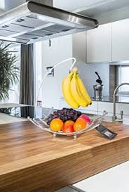 wall fruit basket fruit basket with banana holder luxe premium s high quality fruit