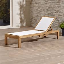 Outdoor Mesh Furniture by Regatta Mesh Chaise Lounge Crate And Barrel