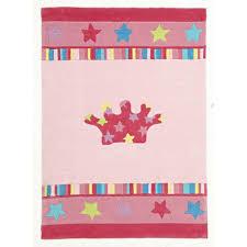 Kids Rugs Girls by Pretty Girls Crown Rug Pink Kids Floor Rugs Free Shipping