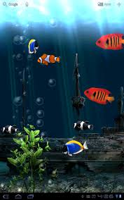 aquarium live wallpaper android apps on play - Live Wallpapers Android