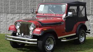 classic jeep cj 1982 jeep cj 5 wrangler t83 dallas 2016