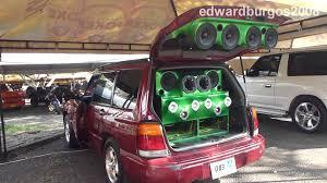 subaru tuner car subaru forester tuning colombia sonido sobre ruedas 2013 2014 cali