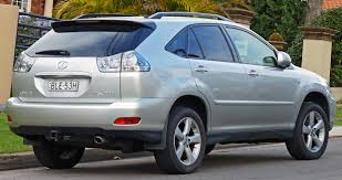 lexus rx models difference 2004 lexus rx 330 information and photos zombiedrive