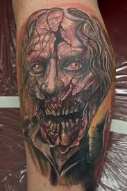 zombie tattoos and designs page 31