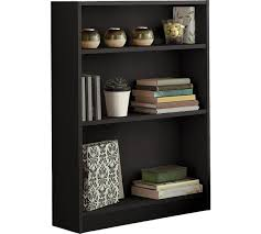 Bookcases With Doors Uk Black Book Buy Home 2 Shelf Small Bookcase At Argos