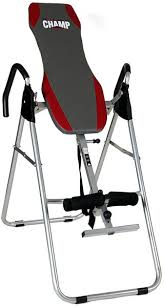 body power health and fitness inversion table body power inversion table review