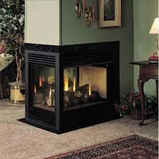 3 sided fireplace color version 4 front 3 bedroom small modern