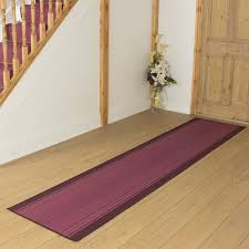 Non Slip Mat For Laminate Flooring Carnaby Purple Hallway Carpet Runner Rug Mat Long Hall Anti Non