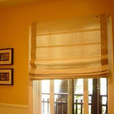How To Make Window Blinds - how to make roman shades from mini blinds shades tip junkie