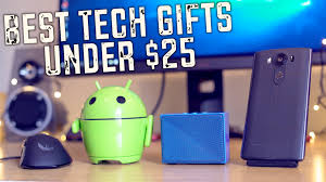 top 5 holiday tech u0026 pc gifts under 25 youtube