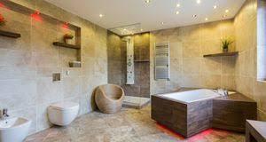 licht ideen badezimmer badbeleuchtung ideen für helles und gemütliches licht sat 1