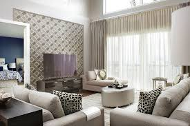 modern wallpaper accent wall for living room with nice abstract
