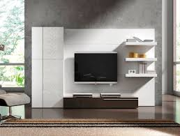 beautiful living room wall unique modern wall unit designs for