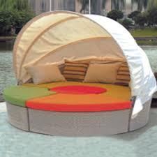 canapé lit rond canapé lit rond lit de jardin extérieur ameublement le meilleur site