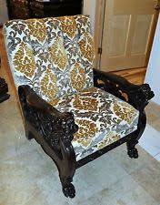 Victorian Armchairs Victorian Armchairs Antique Chairs 1900 1950 Ebay