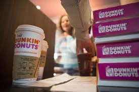 dunkin donuts open on thanksgiving ravens enter new partnership with dunkin u0027 donuts baltimore sun