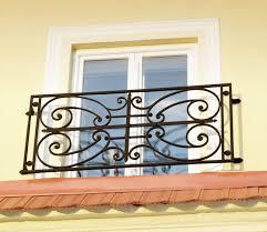 wrought iron window grill leonard metal design