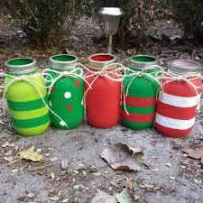 mason jar christmas centerpiece u2013 16 modern easy diy ideas