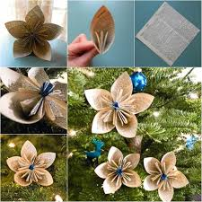 creative ideas diy vintage origami kusudama ornaments