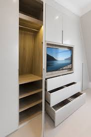 Wall Cupboards For Bedrooms Bedroom Furniture Sets Wardrobe With Tv Shelf Built In Wall
