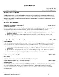 Comprehensive Resume Format Financial Advisor Resume Samples Resume For Your Job Application