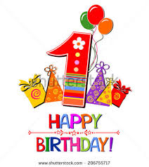 1st birthday 1st birthday stock images royalty free images vectors
