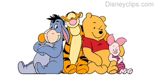 winnie pooh friends clip art disney clip art galore