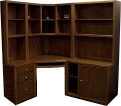 Desk Hutch Bookcase Furniture Computer Desk And Hutch Cinnamon Cherry Desk Armoire