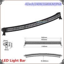 Vision X Light Bar 240w 4x4 Cree Led Car Light 42