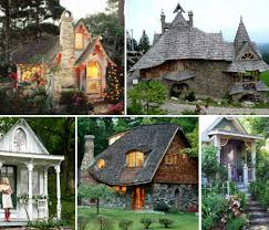 Storybook Cottage House Plans by Fairytale Abodes 15 Tiny Storybook Cottages Webecoist