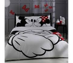 Newsprint Comforter Mickey Mouse Bedding Ebay
