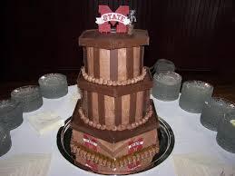 wedding cake m s mississippi state groom s cake wada cake
