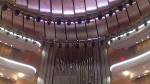 boring video of my evening at preview night at segerstrom center