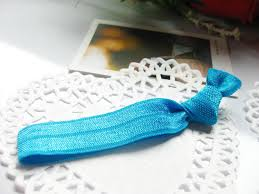 no crease hair ties ribbon stripe picture more detailed picture about elastic hair