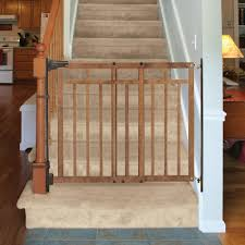 Baby Gates For Stairs No Drilling Stair Door Baby U0026 Regalo Extra Tall Baby Gate 29