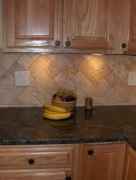 kitchen travertine backsplash 18 best kitchen tile images on travertine backsplash