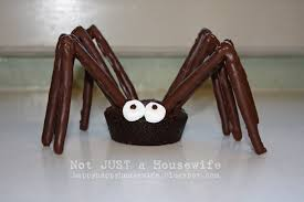 how to make chocolate and peanut butter spiders stacy risenmay