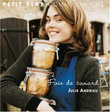 coté cuisine julie andrieu coup de coeurs des lecteurs de la bibliothèque municipale de