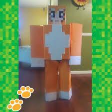 Mine Craft Halloween Costumes by Minecraft Stampy Cat Costume Minecraft Minecraftstampy