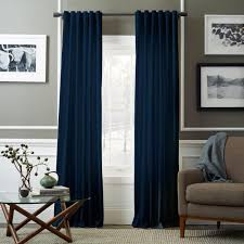 Royal Velvet Curtains West Elm Velvet Curtains 2263