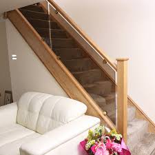 Glass Banister Staircase Abbott Wade Ltd Our Range Of New Glass Staircases