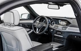 luxury mercedes sport 2014 mercedes benz e class first look motor trend