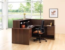 L Shaped Reception Desk Hon 10700 Series L Shaped Reception Desk