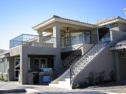 decorations outstanding exterior stairwell decorating for home