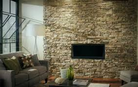 Interior Wall Design by Interior Design Solutions Rock Wall Design Stock Photo Image