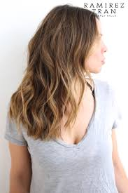 Sunkissed Brown Hair Extensions by Movement Beautiful Sun Kissed Highlights Ramirez Tran Salon