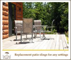 Sling Replacement For Patio Chairs Replacement Sling Cover For Patio Furniture Make Your Own Http