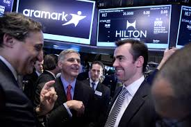 home decor holding company new york hilton worldwide holdings shares open at 21 30 in ipo